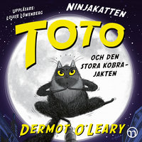 Ninjakatten Toto och den stora kobrajakten - Dermot O'Leary