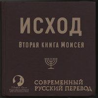 Библия: Исход (Современный перевод РБО) - Коллектив авторов