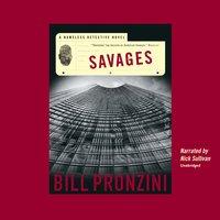 Savages - Bill Pronzini