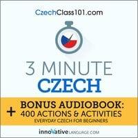 3-Minute Czech - Innovative Language Learning