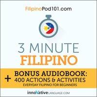 3-Minute Filipino