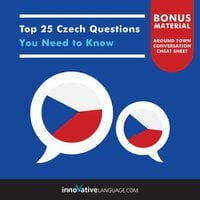 Top 25 Czech Questions You Need to Know - Innovative Language Learning