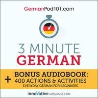 3-Minute German - Innovative Language Learning