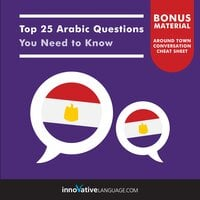 Top 25 Arabic Questions You Need to Know - Innovative Language Learning