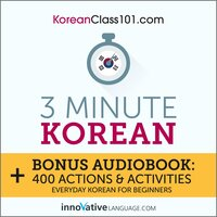 3-Minute Korean - Innovative Language Learning