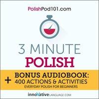 3-Minute Polish - Innovative Language Learning