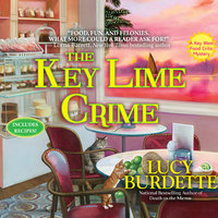 The Key Lime Crime - Lucy Burdette