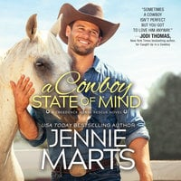 A Cowboy State of Mind - Jennie Marts