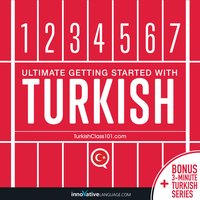 Learn Turkish: Ultimate Getting Started with Turkish - Innovative Language Learning