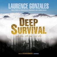 Deep Survival - Laurence Gonzales