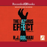 The Lazarus Effect: A Vee Johnson Mystery - H.J. Golakai