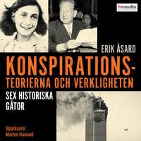 Konspirationsteorierna och verkligheten. Sex historiska gåtor - Erik Åsard