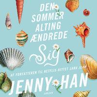 Sommer (1) - Den sommer alting ændrede sig - Jenny Han