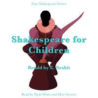Shakespeare for Children Retold by E. Nesbit - E. Nesbit