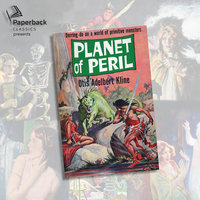 Planet of Peril - Otis Adelbert Kline