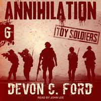 Annihilation - Devon C. Ford