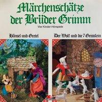 Märchenschätze der Brüder Grimm - Folge 1 - Gebrüder Grimm