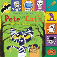 Pete the Cat's Happy Halloween - James Dean, Kimberly Dean