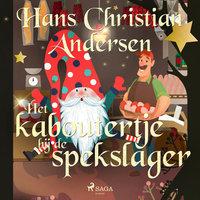 Het kaboutertje bij de spekslager - Hans Christian Andersen