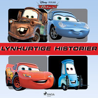 Biler - Lynhurtige historier - Disney