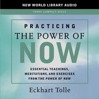 Practicing the Power of Now - Eckhart Tolle