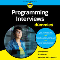 Programming Interviews For Dummies - Eric Butow, John Sonmez