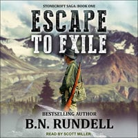 Escape to Exile - B.N. Rundell
