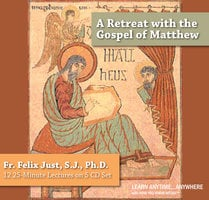 Prayer, Reflection, and Spiritual Growth with the Gospel of Matthew - Felix Just