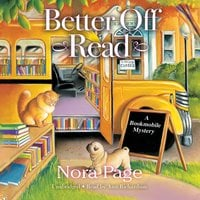 Better Off Read: A Bookmobile Mystery - Nora Page