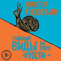 """Тайные виды на гору Фудзи + бонус-трек """"Столыпин"""" - Виктор Пелевин"""