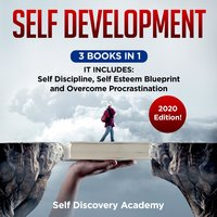 Self Development: 3 Books in 1 - Self Discovery Academy