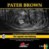 Pater Brown - Folge 63: Die Legende vom Hohlweg - Marc Freund