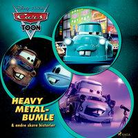 Biler - Heavy Metal-Bumle og andre skøre historier - Disney