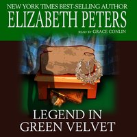 Legend in Green Velvet - Elizabeth Peters