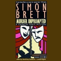 Murder Unprompted - Simon Brett