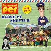 Postmand Per - Bamse på skovtur - John A. Cunliffe