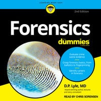 Forensics For Dummies: 2nd Edition - D.P. Lyle