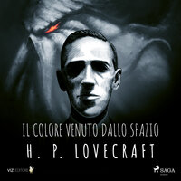 Il colore venuto dallo spazio - H.P. Lovecraft