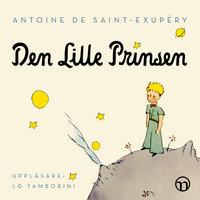 Den lille prinsen - Antoine Saint-Exupéry