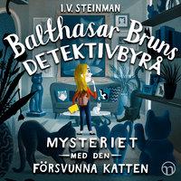 Balthasar Bruns detektivbyrå: Mysteriet med den försvunna katten - I. V. Steinman