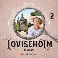 Loviseholm - Sæson 2 - Arvingen - Veronica Almer
