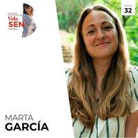 Episodio 32: Vivir con atención plena con Marta García. - Nuria Roura