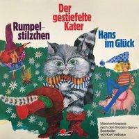 Rumpelstilzchen / Der gestiefelte Kater / Hans im Glück - Gebrüder Grimm, Kurt Vethake