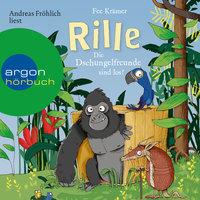 Rille - Die Dschungelfreunde sind los! - Fee Krämer