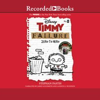 Timmy Failure: Zero to Hero - Stephan Pastis