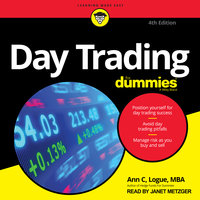 Day Trading For Dummies - Ann C. Logue