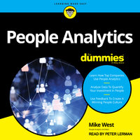 People Analytics For Dummies - Mike West