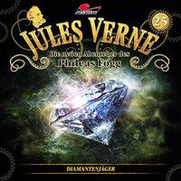 Jules Verne, Die neuen Abenteuer des Phileas Fogg - Folge 25: Diamantenjäger - Marc Freund