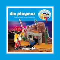 Die Playmos: Das Versteck in der Goldmine - Simon X. Rost, Florian Fickel