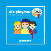 Die Playmos: Wie die Playmos sich kennenlernten - Simon X. Rost, Florian Fickel